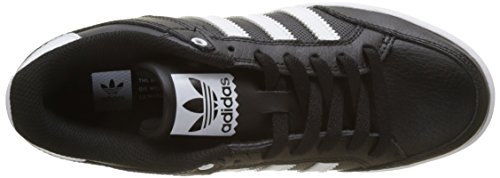 Varial footwear Adidas Negro Unisex Black De core White Low Zapatillas Adulto Skate footwear White wHdq1HxT