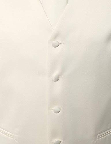 Boucle Hanky Slim Beige Col Pour Moderne Et En Fit Homme Gilet 5 Tuxedo V Costume avec Cravate Knoepproof Élégant Casua vw8qSa