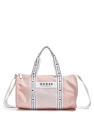 GUESS Factory Women's Mesh Pocket Duffle Bag from GUESS Factory