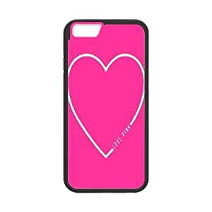 K-G-X Phone case For Apple Iphone 6 Plus 5.5 inch screen Cases Case-Pattern-9 Love Pink & Love Life Protective Back Case wangjiang maoyi by lolosakes