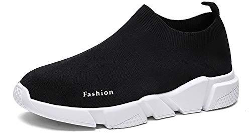 JIYE Women's Men's Running Shoes Free Transform Flyknit Fash