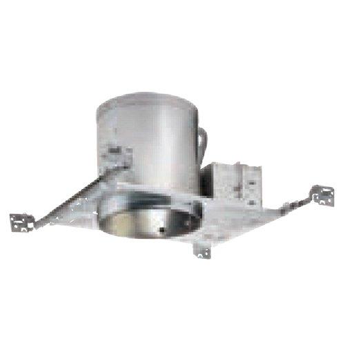 Juno Lighting ICPL618E 6-Inch IC Rated 18W Triple Vertical CFL Housing, 120V HPF Ballast (Lighting Recessed Ballast Housing)