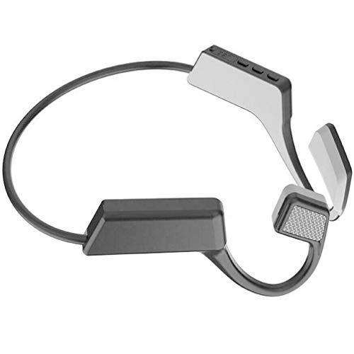 HAZUN Auriculares Bluetooth Headphones | Mini Wireless Bluetooth Bone Conduction Headset Stereo Headphone Earphone Sport…