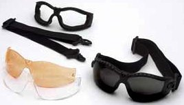 Body Specs Extra Bs-Cups Rose Lens Goggles Lens Eyewear - Rose - Body Specs Sunglasses
