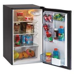 Avanti Automatic Refrigerator - Avanti AR4446B 4.4 CF Auto-Defrost Refrigerator, 19 1/2
