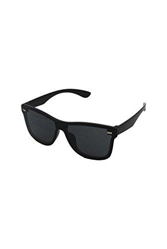 soleil Lunettes unique taille Black In Lens Frame Black With Finecy de Homme qgxCtW5w
