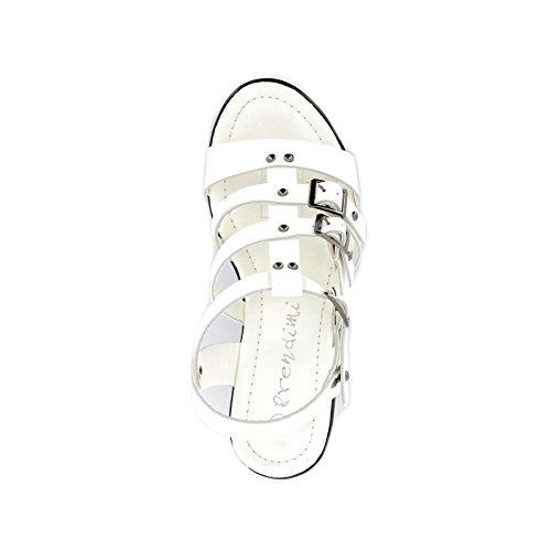 Blanc Scarpe By amp;scarpe Prendimi Alti Sandali Donna BwqUxYHP