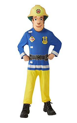 Fireman Sam Classic Children's Costume -