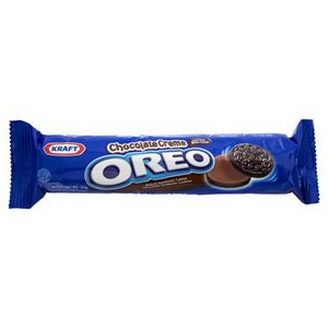 Oreo Chocolate Sandwich Cookies 137g. by Oreo