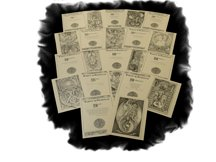 Tarot ReVISIONed - Deck of Cards (22 Major Arcana) by Tarot ReVISIONed (Image #1)