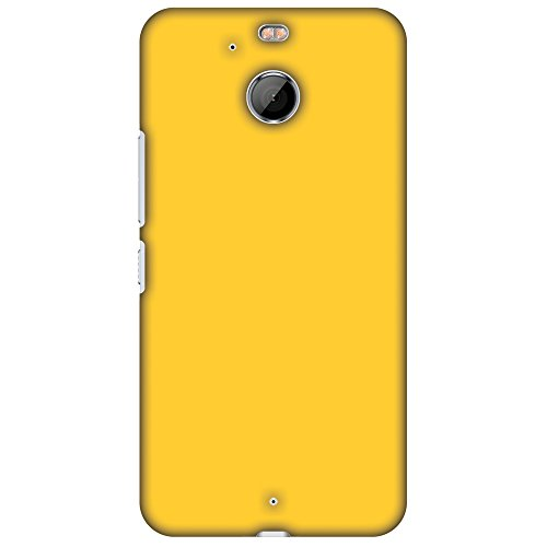 Bolt Bumble Bee - AMZER Slim Fit Handcrafted Designer Printed Hard Shell Case Back Cover for HTC Bolt, HTC 10 Evo - Bumblebee Yellow