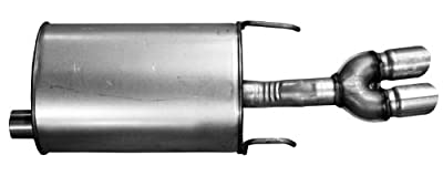 Walker 21502 Quiet-Flow Stainless Steel Muffler