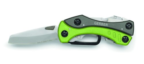 Gerber Crucial Multi-Tool - Green [30-000140] - http://coolthings.us