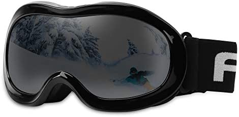 Kids Ski Goggles Snowboard Double Layer