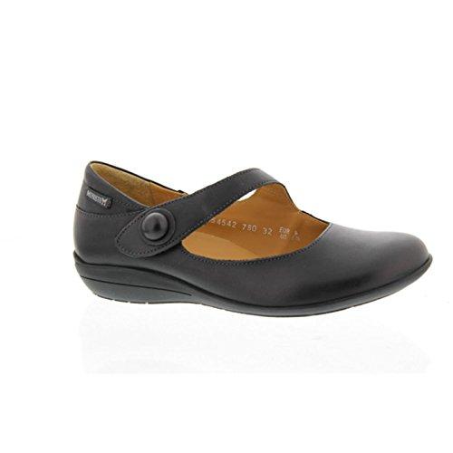 Mephisto Zapatos de Cordones de Otra Piel Mujer, Marrón (Rust), 37