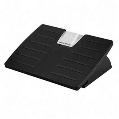 Footrest w Microban Blk/Silver ()