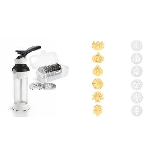 OXO Good Grips Cookie Press and Autumn Disk Set