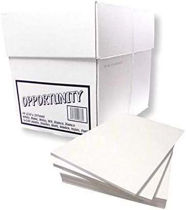 Kopierpapier A4 80g wei? 500Blatt neutral verpackt