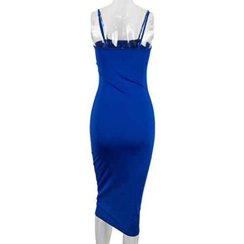 UFACE 2018 Neue Damen Sling Kleid Mode Frauen Strappy Bodycon ...