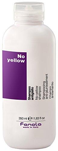 Fanola No Yellow Shampoo, 350 ml