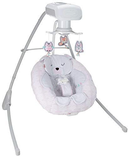 Fisher-Price Cradle 'n Swing, Pink