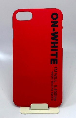 off white coque iphone 5