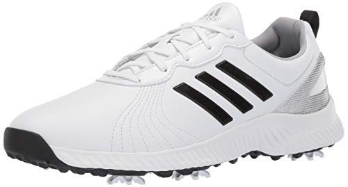 - adidas Womens Response Bounce Golf Shoe FTWR White/core Black/Silver Metallic 9 M US