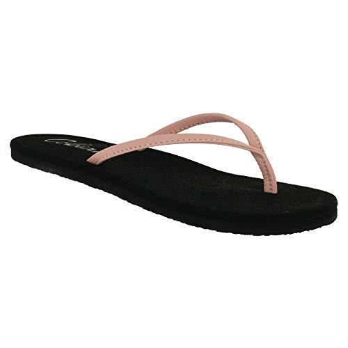 Cobian Nias Women's Flip Flop Sandal - Blush