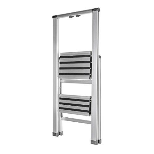 Light Aluminium Step Ladder in US - 2