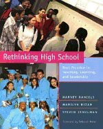 Download Rethinking High School: Best Practice in Teaching, Learning & Leadership pdf