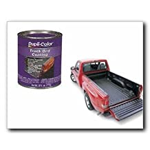 Dupli-Color TRQ250 Truck Bed Coating Quart - 32 fl. oz.