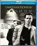 ERASER - BRAND NEW FACTORY SEALED BLU RAY ACTION ADVENTURE MYSTERY DRAMA SUSPENSE UNCUT RARE OOP HTF CLASSIC FLIM COLLECTIBLE DISCONTINUED ARNOLD SCHWARZENGGER RATED R GREAT XMAS HOLIDAY CHRISTMAS HOLIDAY GIFT PRESENT BLACK FRIDAY SALE CYBER MONDAY WEEK AMAZON PRIME SAME DAY SHIPPING IF PURCHASED BEFORE 5 PM CHEAPEST ONE ONLINE