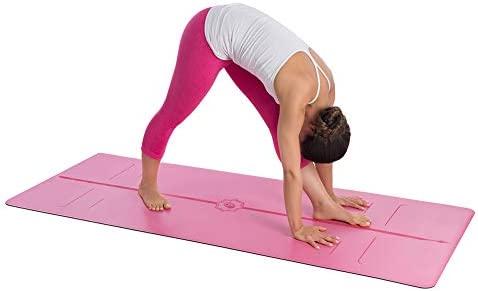 Liforme Esterilla Yoga Antideslizante Evolve - Mejor Colchoneta De Yoga del Mundo con Sistema De Alineación Original y Patentado - Yoga Mat Ecológica ...