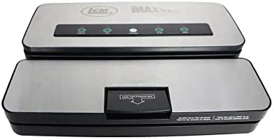 LEM Products #1393 MaxVac 250 Vacuum Sealer