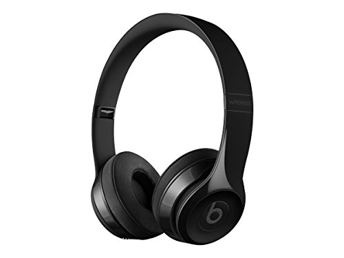Beats Solo3 Wireless On-Ear Headphones - Gloss Black (Wholesale Beats)
