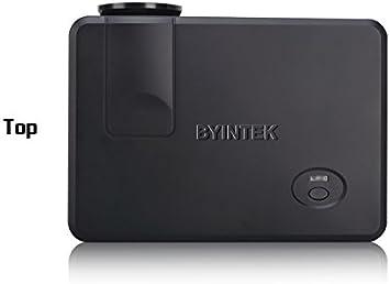 MU 2015 mejor marca byintek mini proyector de cine en casa de ...