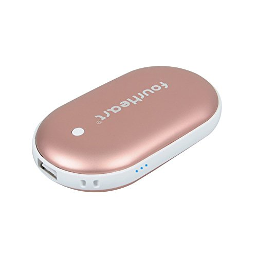 E TECHING Pebbles Double Side Rechargeable 5200mAh product image