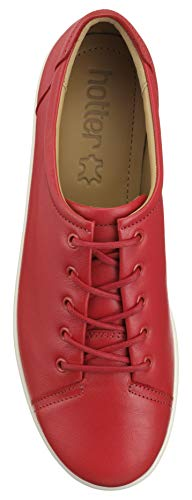 Zapatos blood De Orange Orange Para Wide Oxford Hotter Dew Mujer Cordones Extra qvAntpR