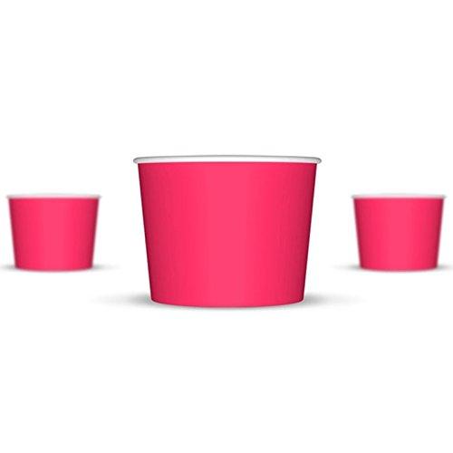 ice cream bowls pink - 3