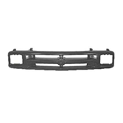 Amazon com: Dark Gray Front End Grill Grille for 94-97 Chevy
