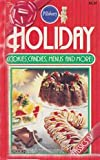 img - for Holiday Cookies, Candies, Menus and More book / textbook / text book