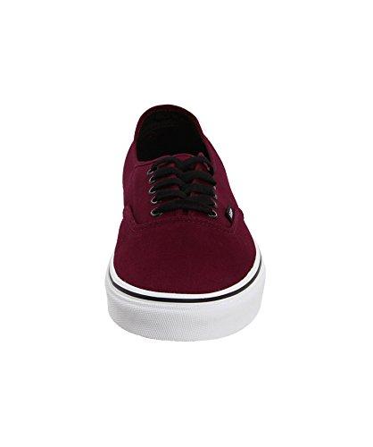 D Authentic Royale 4 M Vans Mens US Shoes Black Red Skate Port xpgqfORw
