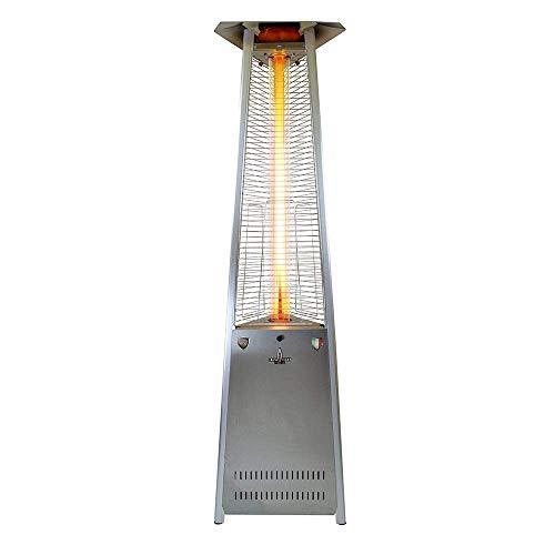 Lava Heat Italia - AMAZON-133 - Stainless Steel Finish - Natural Gas Configuration