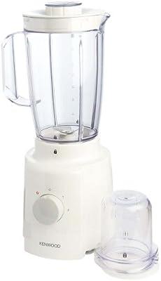 Kenwood BL450 - Licuadora (Batidora de vaso, Blanco, De plástico ...