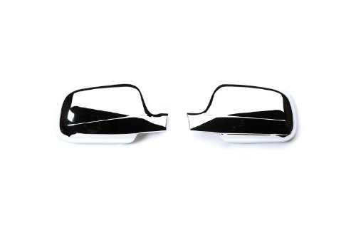 Putco 402006 Chrome Trim Mirror Overlay (Putco Jeep Trim Cover)