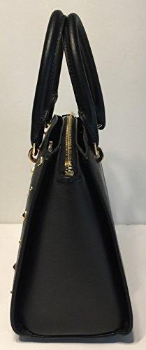 MICAHE KORS Bolsos de mano ELLIS BLACK 27X20X10cm new