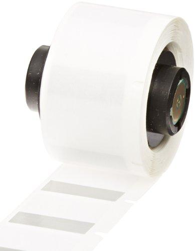 Brady PTL-19-427-GY Self-Laminating Vinyl TLS 2200/TLS PC Link Labels , Gray/Translucent (250 Labels per Roll, 1 Roll per Package) by Brady