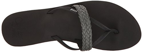 Reef Damen Cushion Wild Sandalen Schwarz (Black)