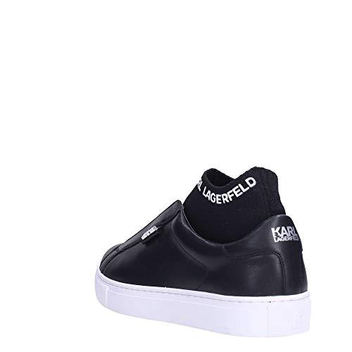 Sneakers Karl Femme Noir Kl61041 Lagerfeld zngqgP04