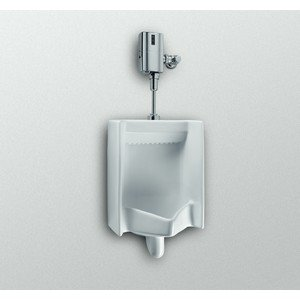 Toto UT447E#12 Commercial Washout High Efficiency Urinal, 0.5-GPF-ADA, Colonial White by TOTO (Image #1)